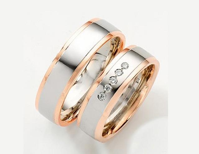 Vestuviniai žiedai dizainas 84