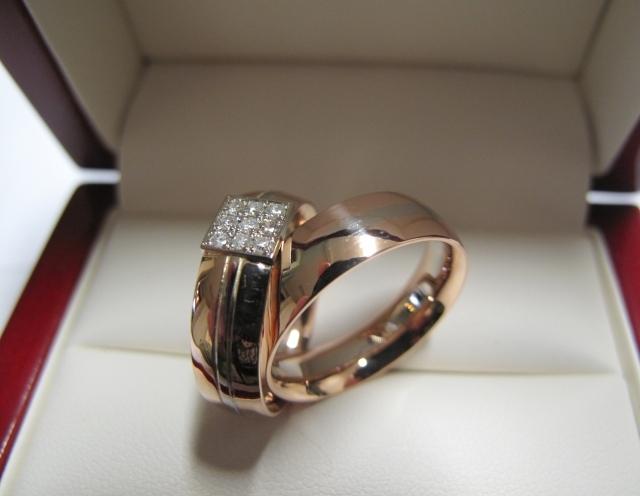 Vestuviniai žiedai dizainas 82