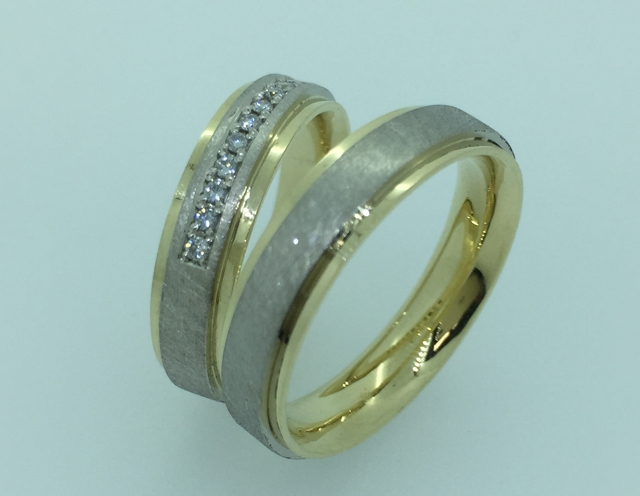Vestuviniai žiedai dizainas 106