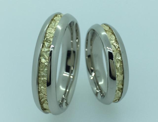 Vestuviniai žiedai dizainas 105