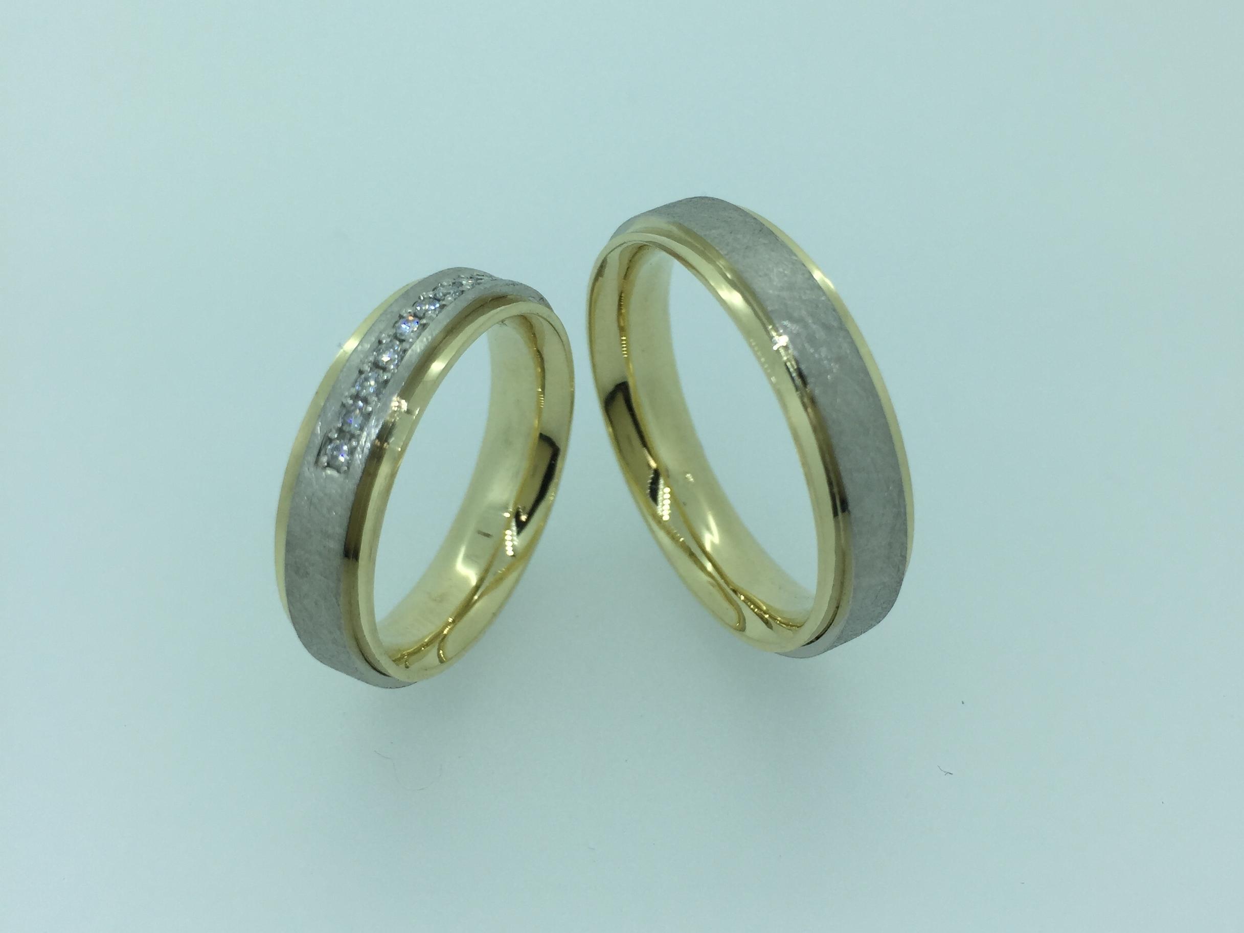 Vestuviniai žiedai dizainas 109