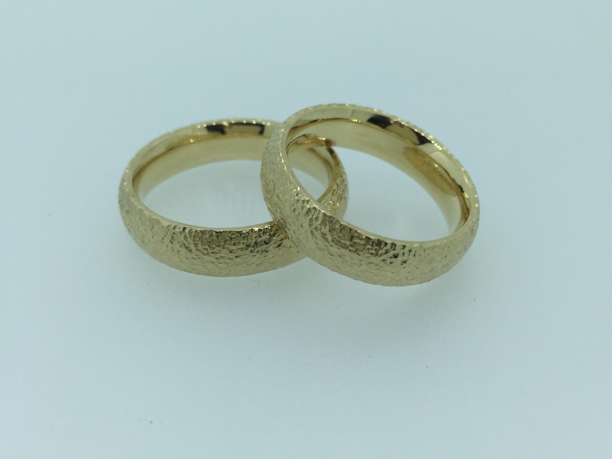 Vestuviniai žiedai dizainas 110