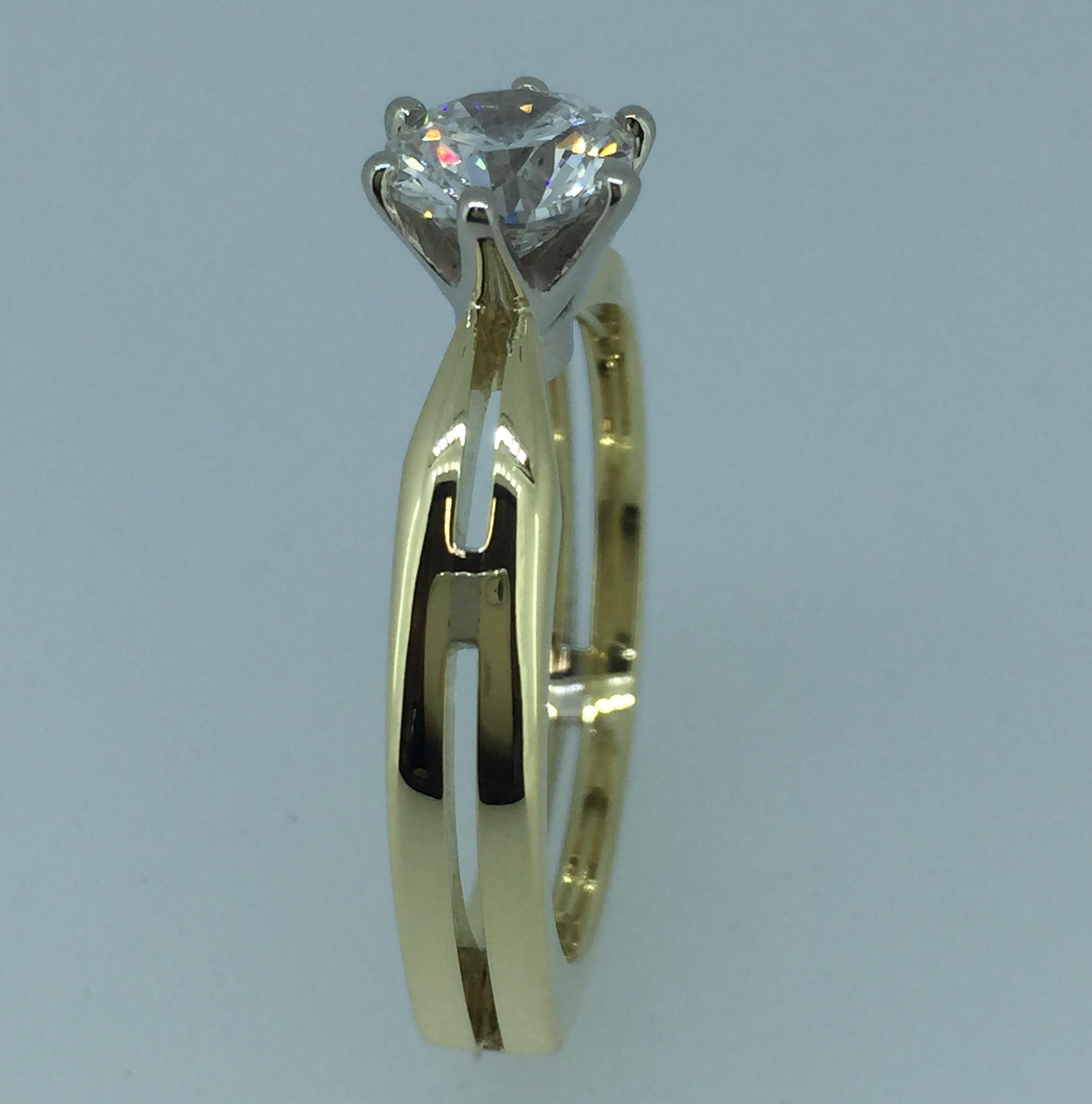 Sužadėtuvių žiedas dizainas 5-1