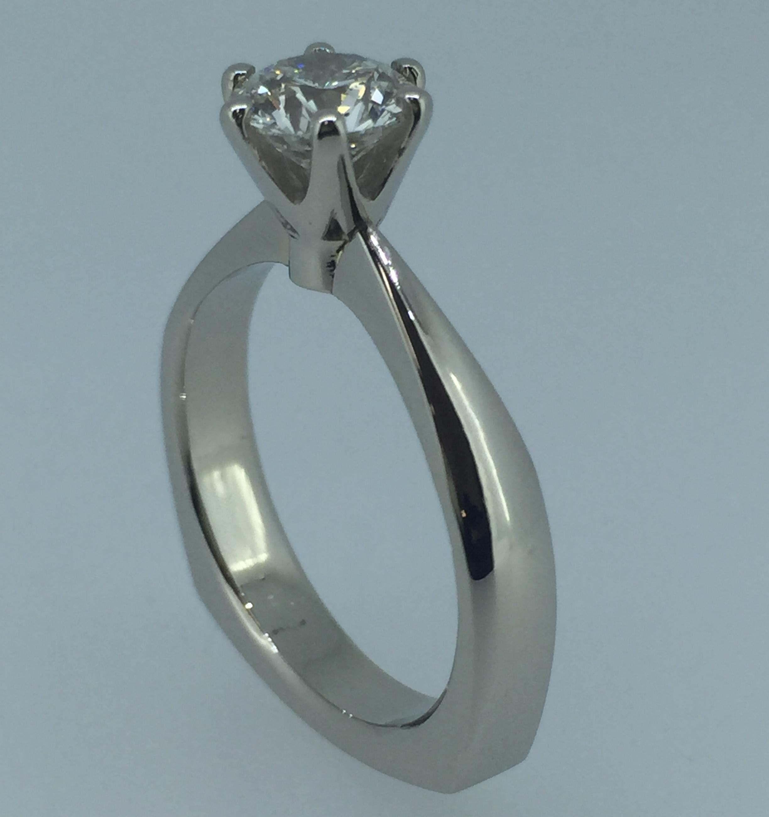 Sužadėtuvių žiedas dizainas 20-1