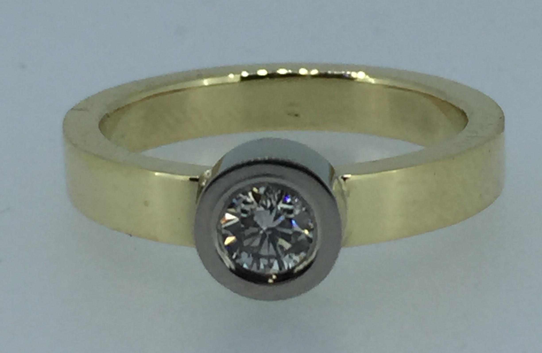 Sužadėtuvių žiedas dizainas 17
