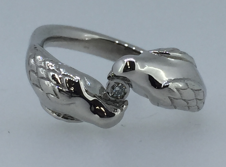 Sužadėtuvių žiedas dizainas 16
