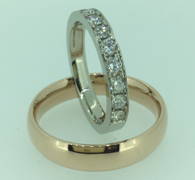 Vestuviniai žiedai dizainas 157