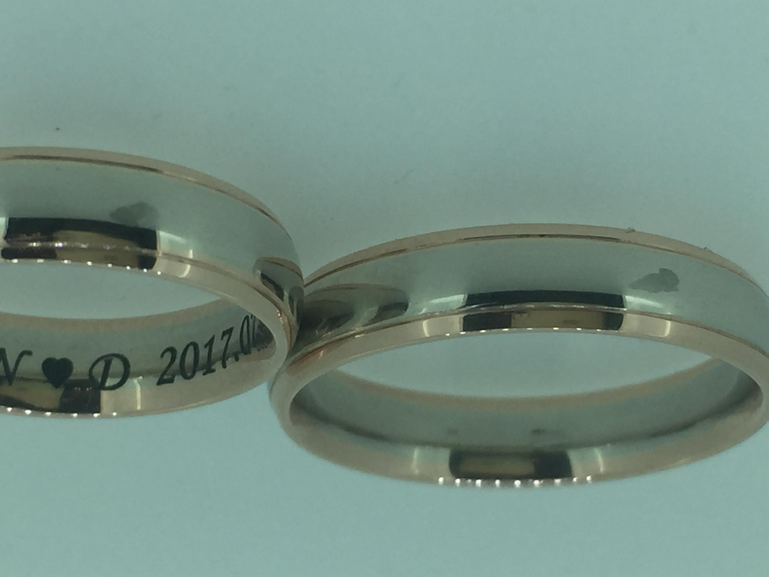 Vestuviniai žiedai dizainas 158