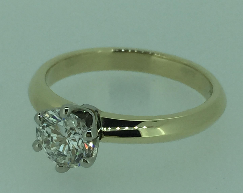 Sužadėtuvių žiedas dizainas 8