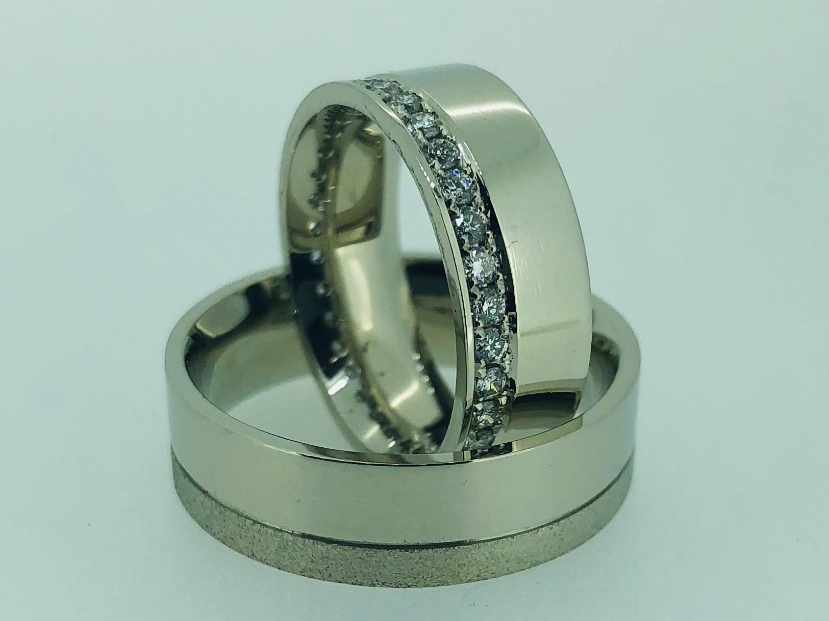 Vestuviniai žiedai dizainas 145