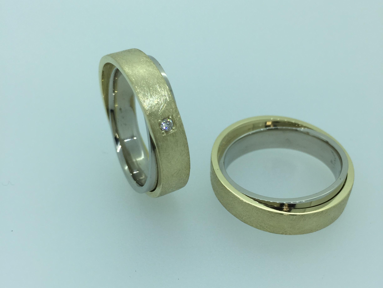 Vestuviniai žiedai dizainas 1