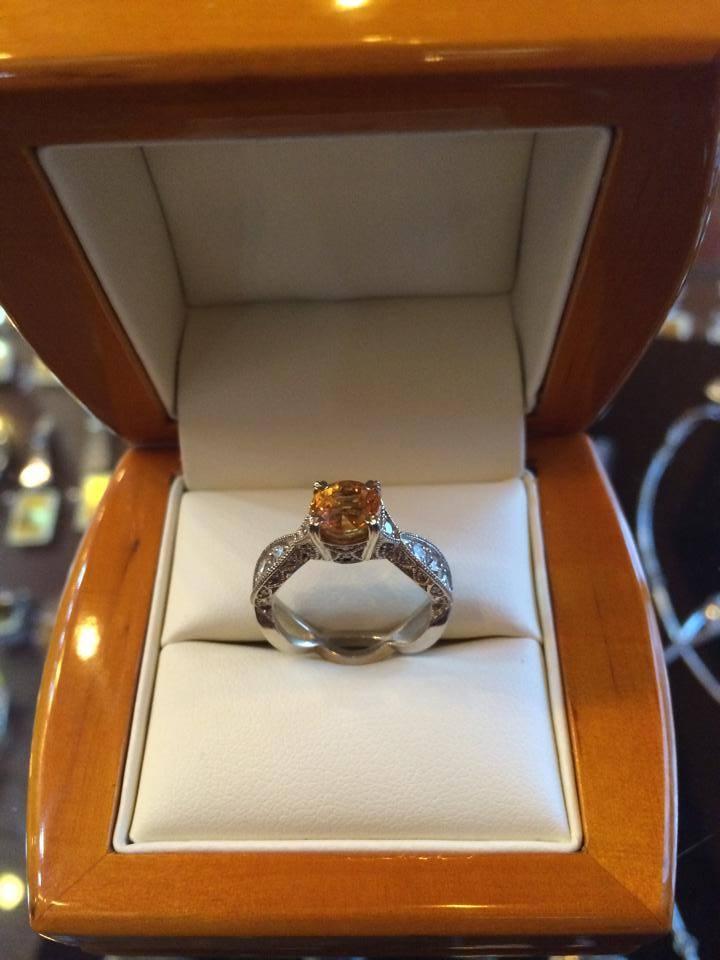 Sužadėtuvių žiedas dizainas 51