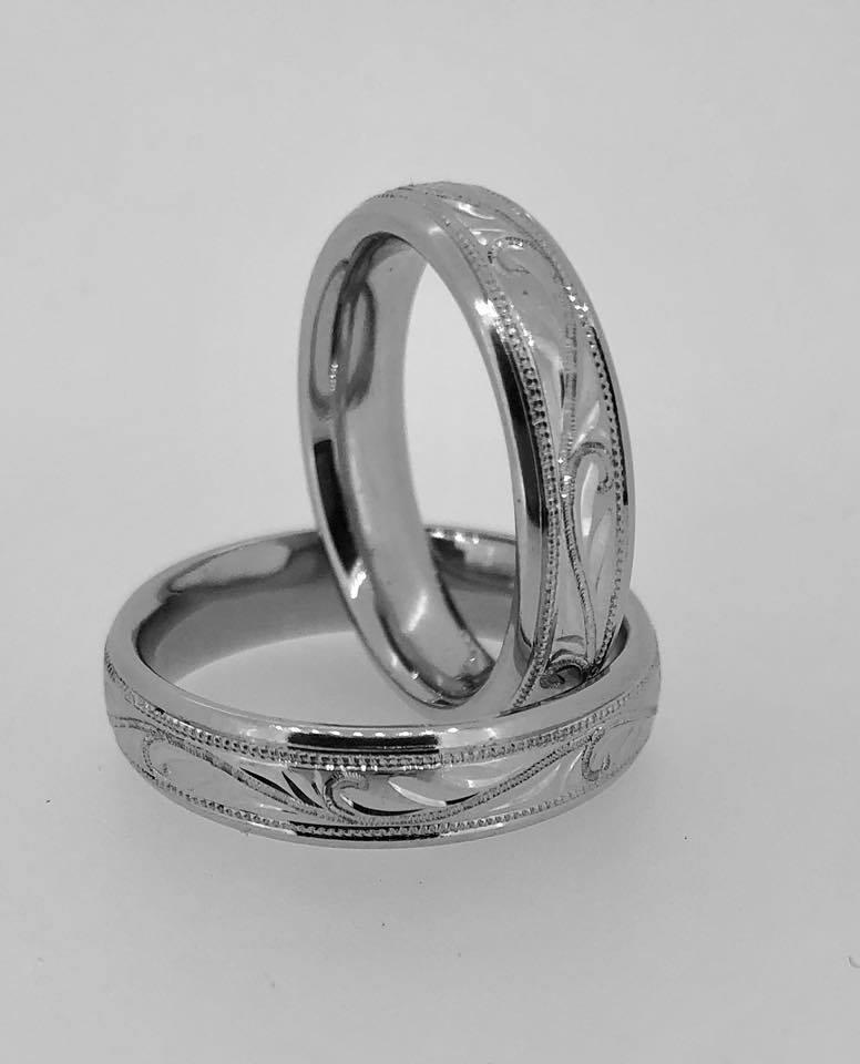 Vestuviniai žiedai dizainas 6