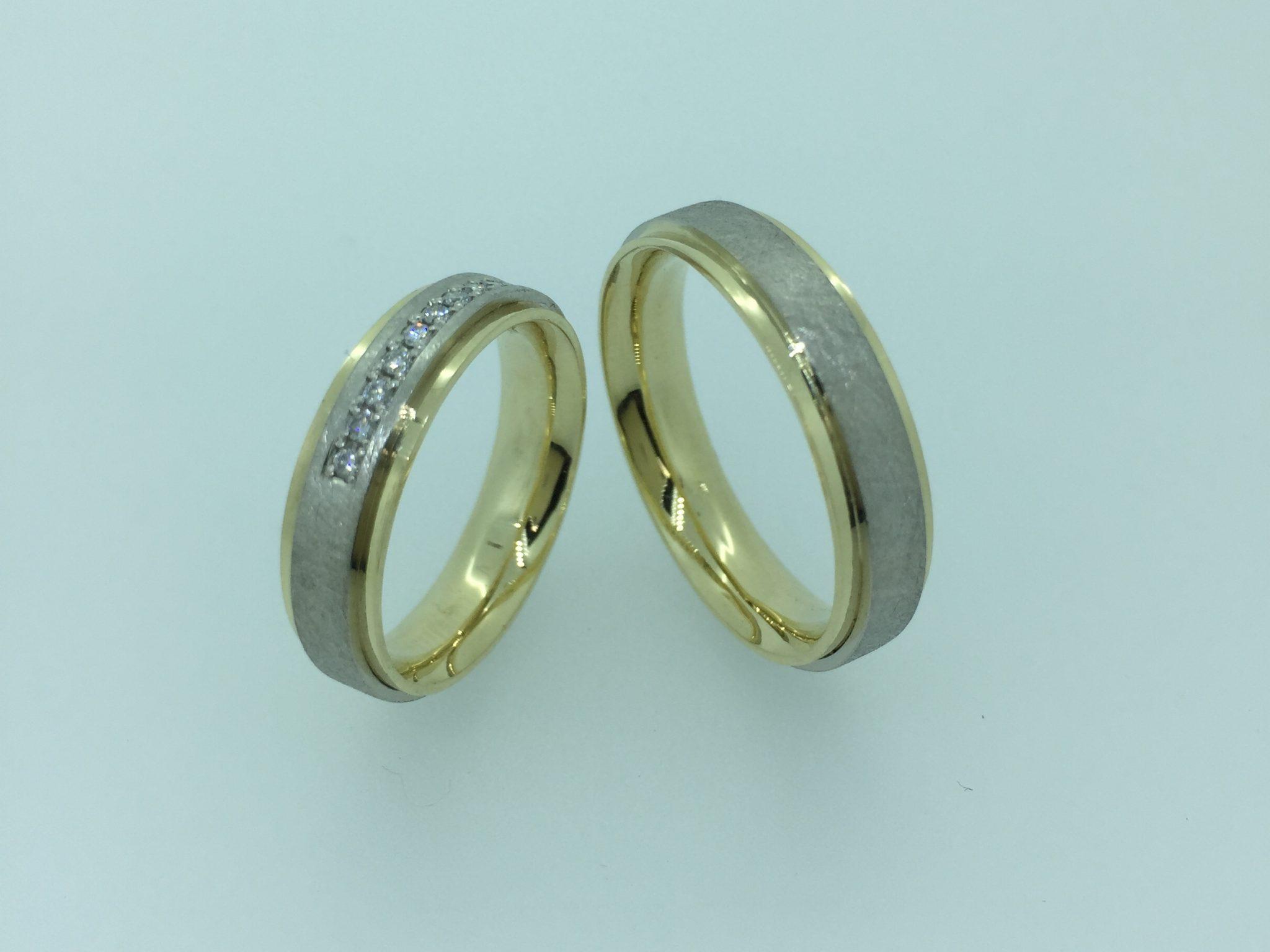Vestuviniai žiedai dizainas 61