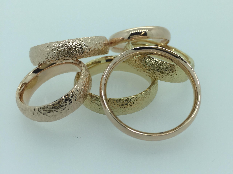 Žiedų gamyba