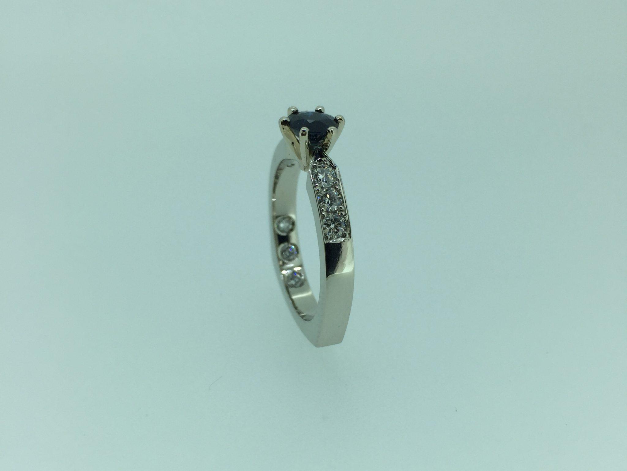 Sužadėtuvių žiedas dizainas 46