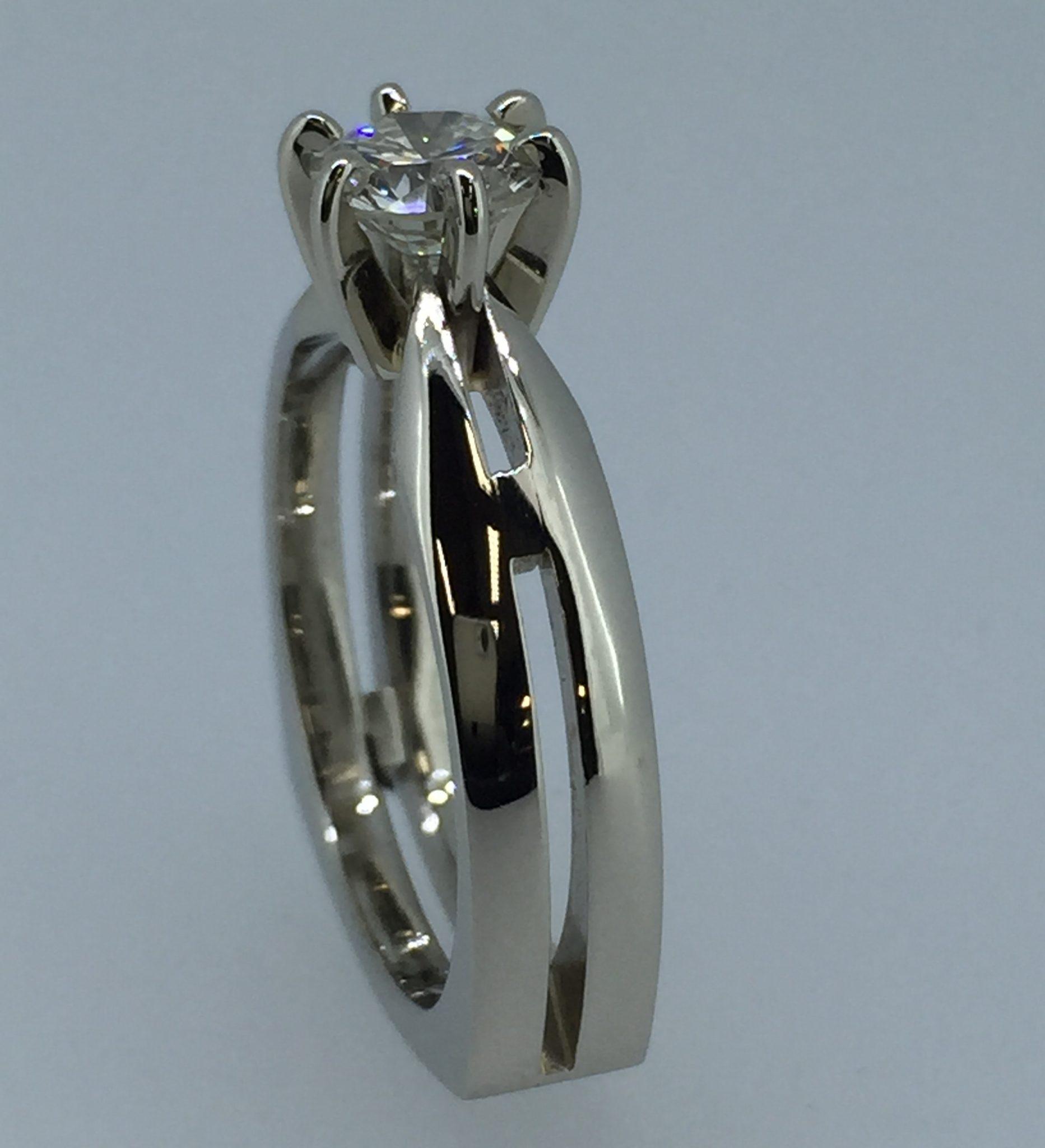 Sužadėtuvių žiedas dizainas 47