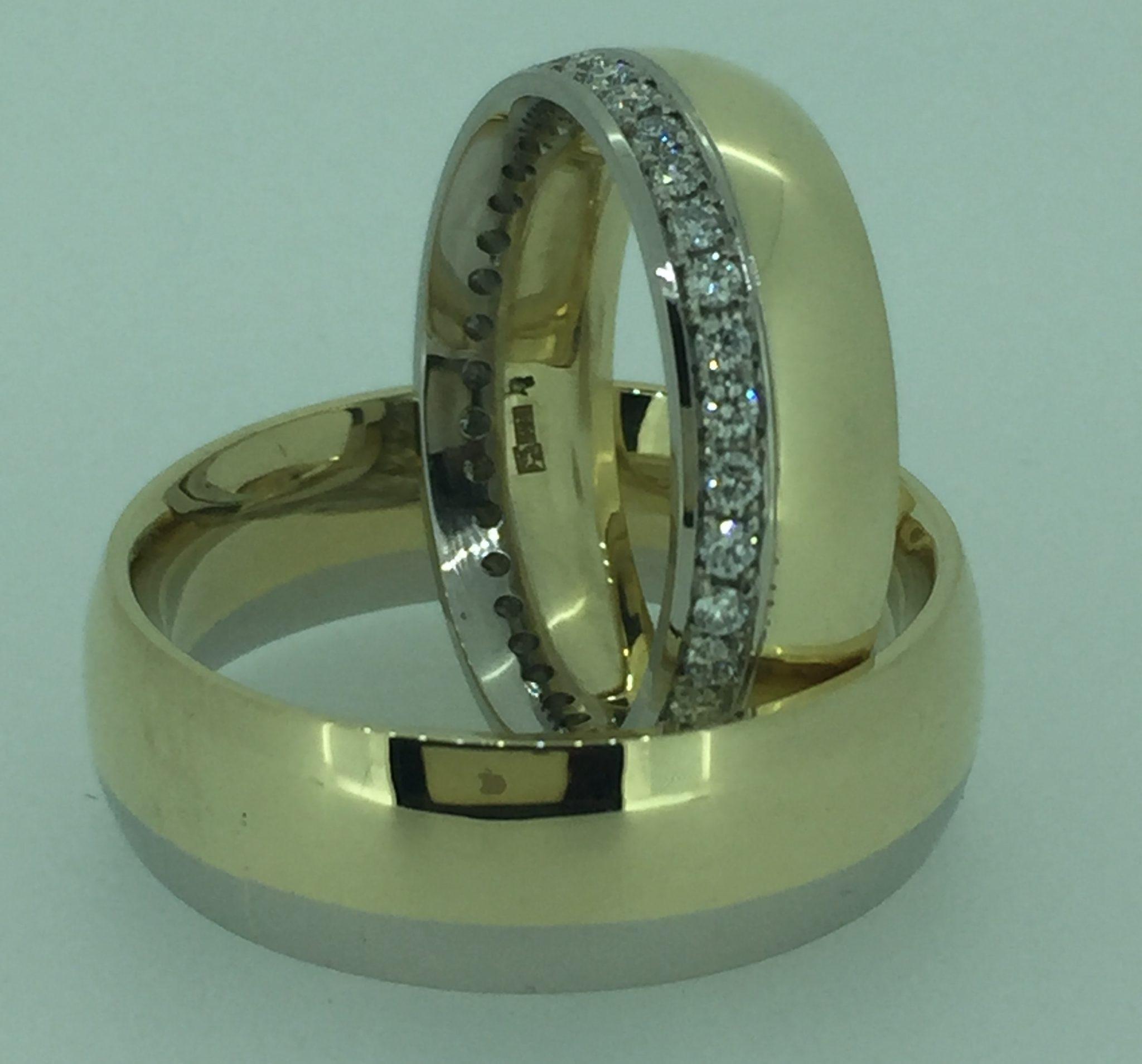 Vestuviniai žiedai dizainas 52