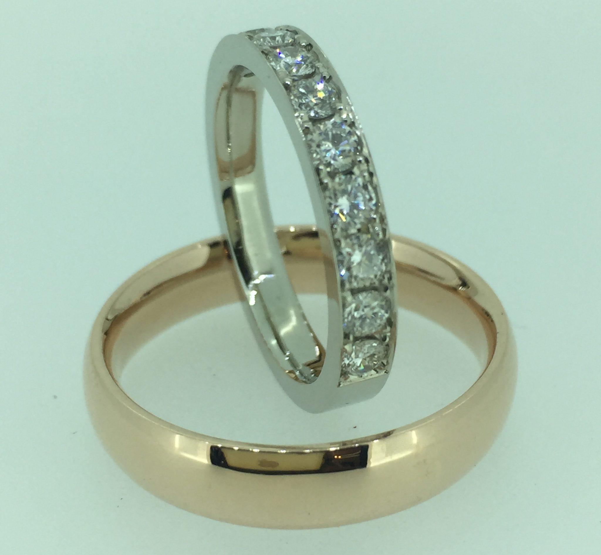 Vestuviniai žiedai dizainas 49