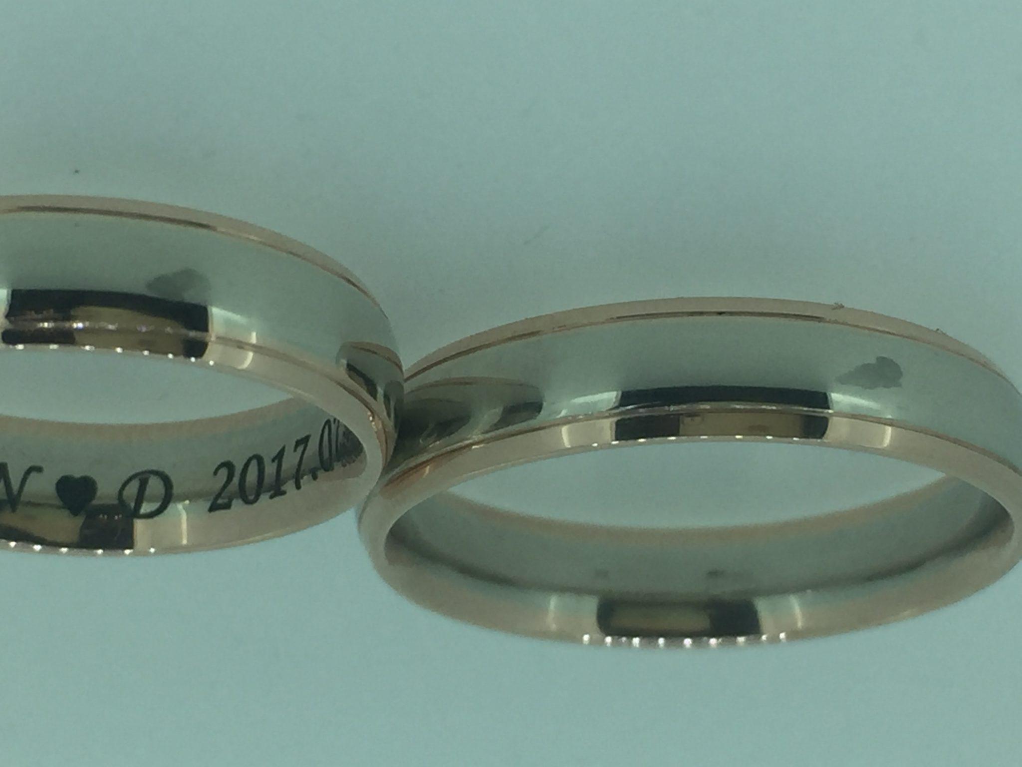 Vestuviniai žiedai dizainas 48