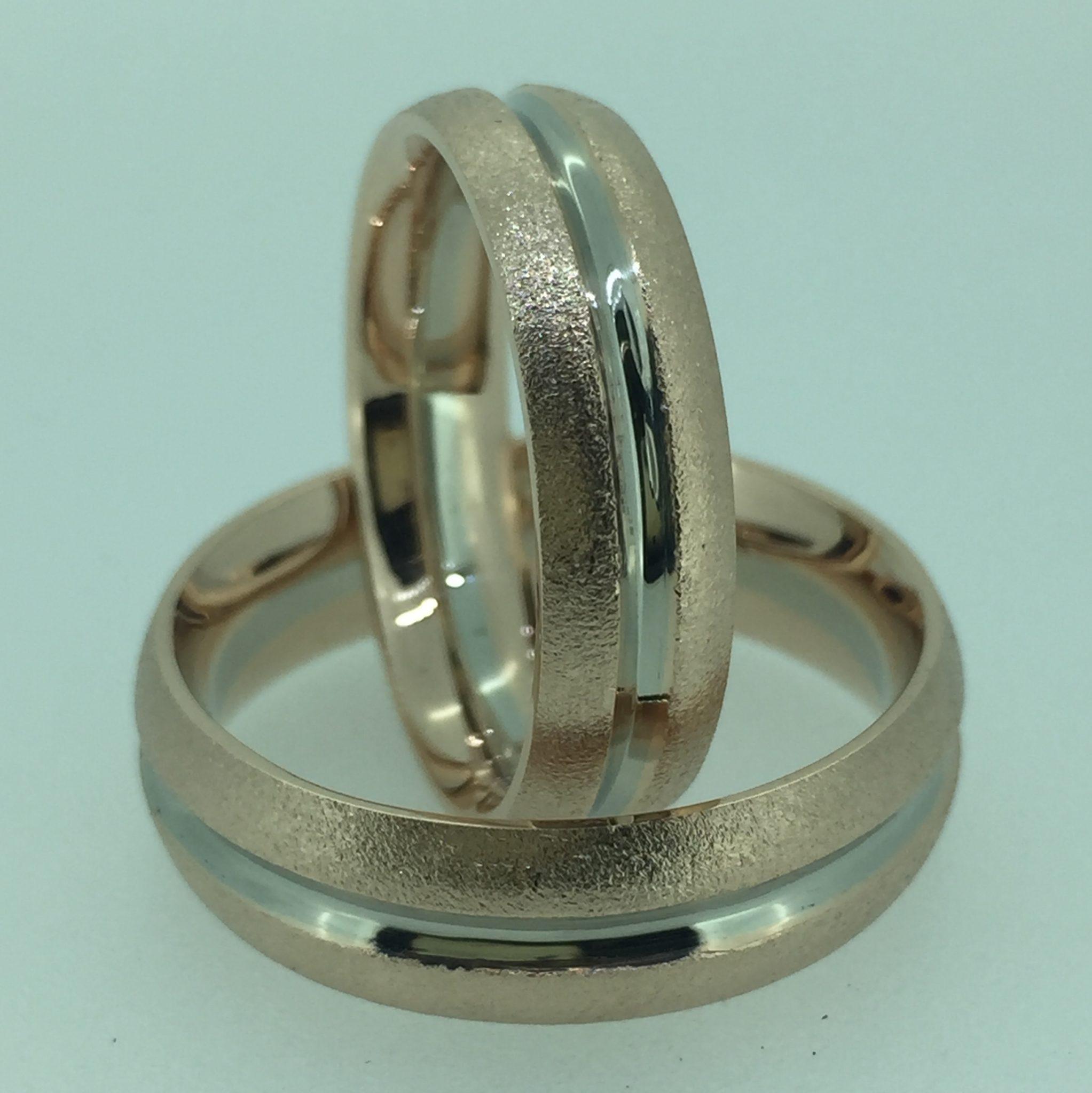 Vestuviniai žiedai dizainas 47