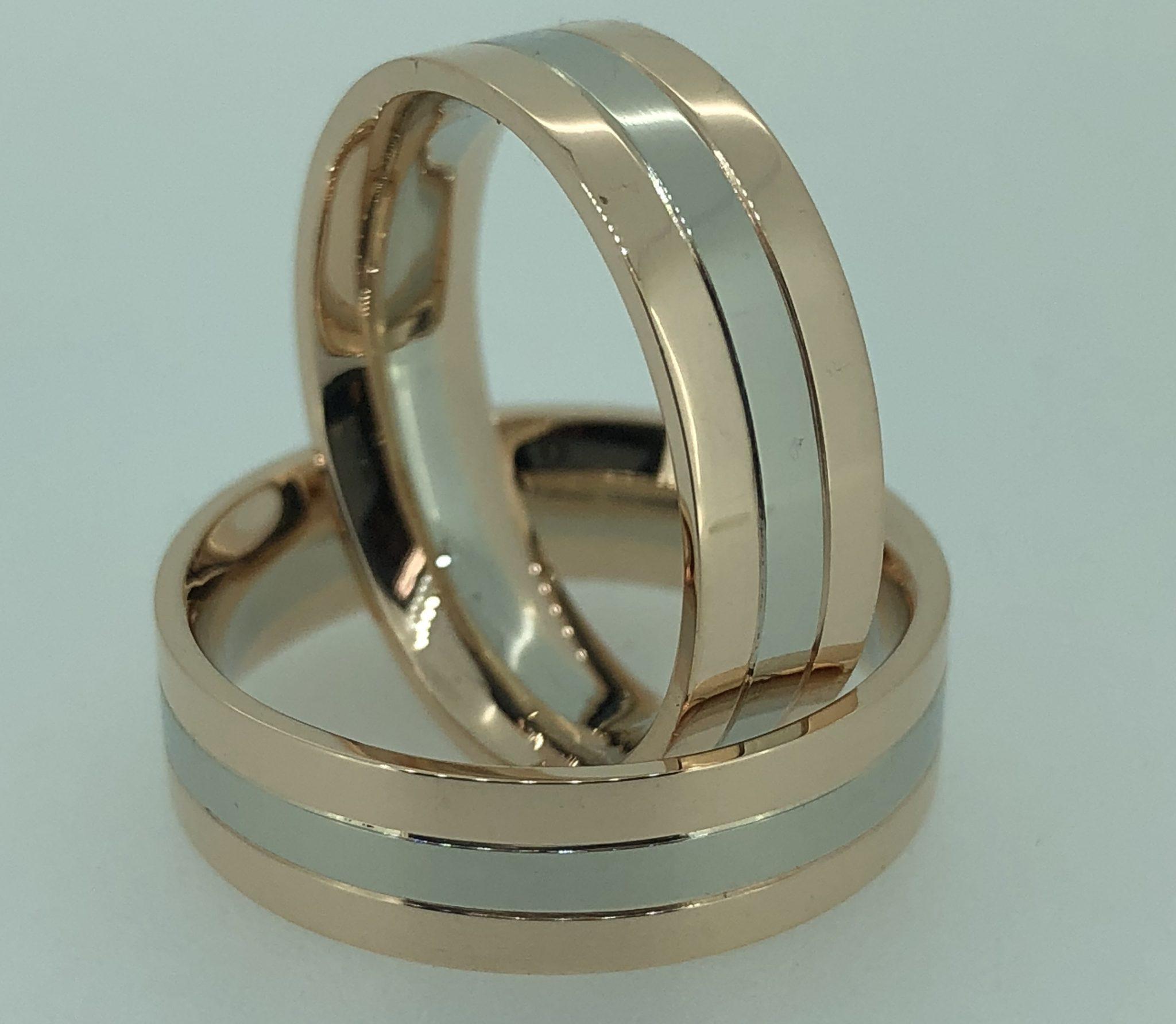 Vestuviniai žiedai dizainas 43