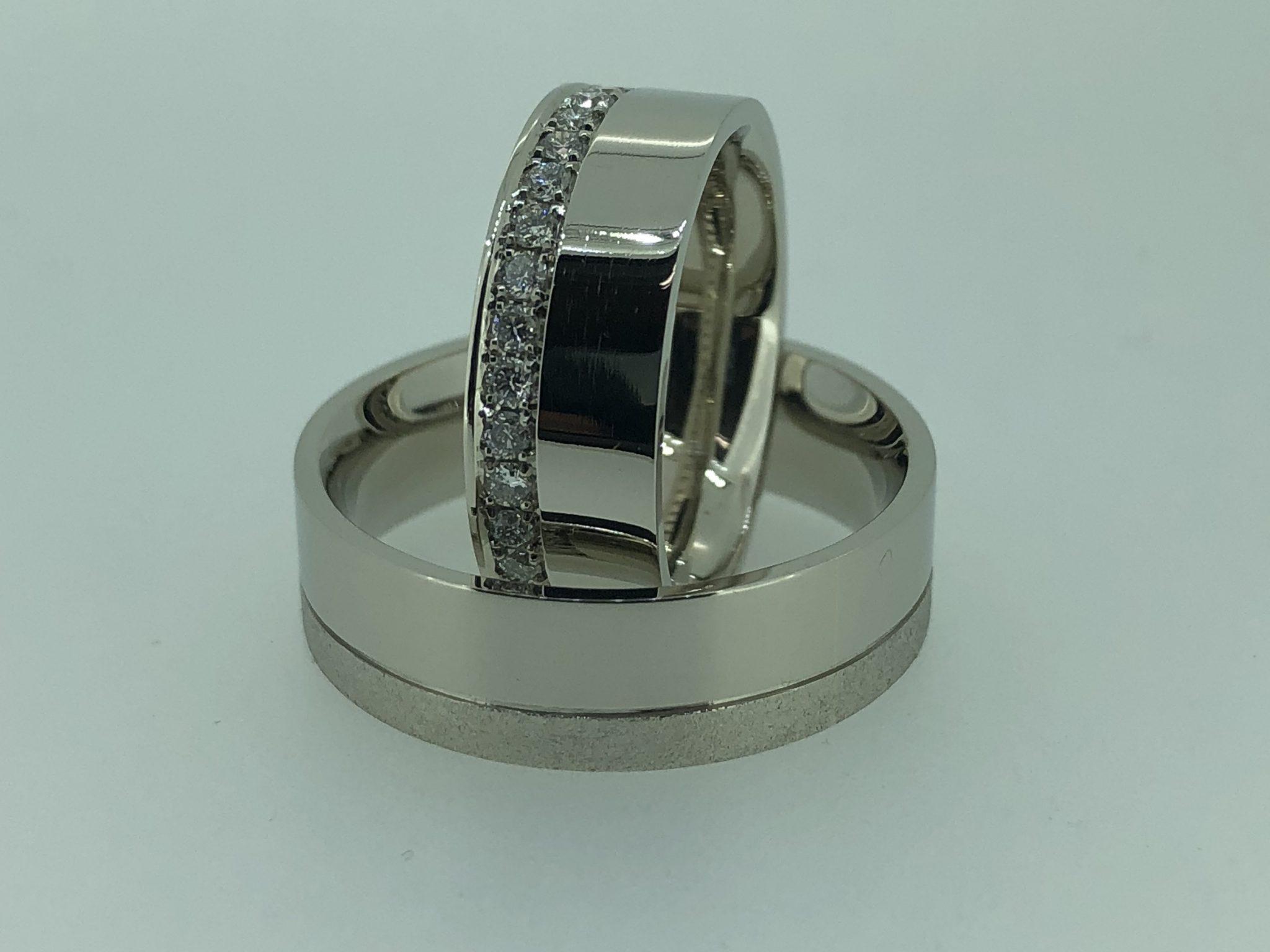 Vestuviniai žiedai dizainas 42