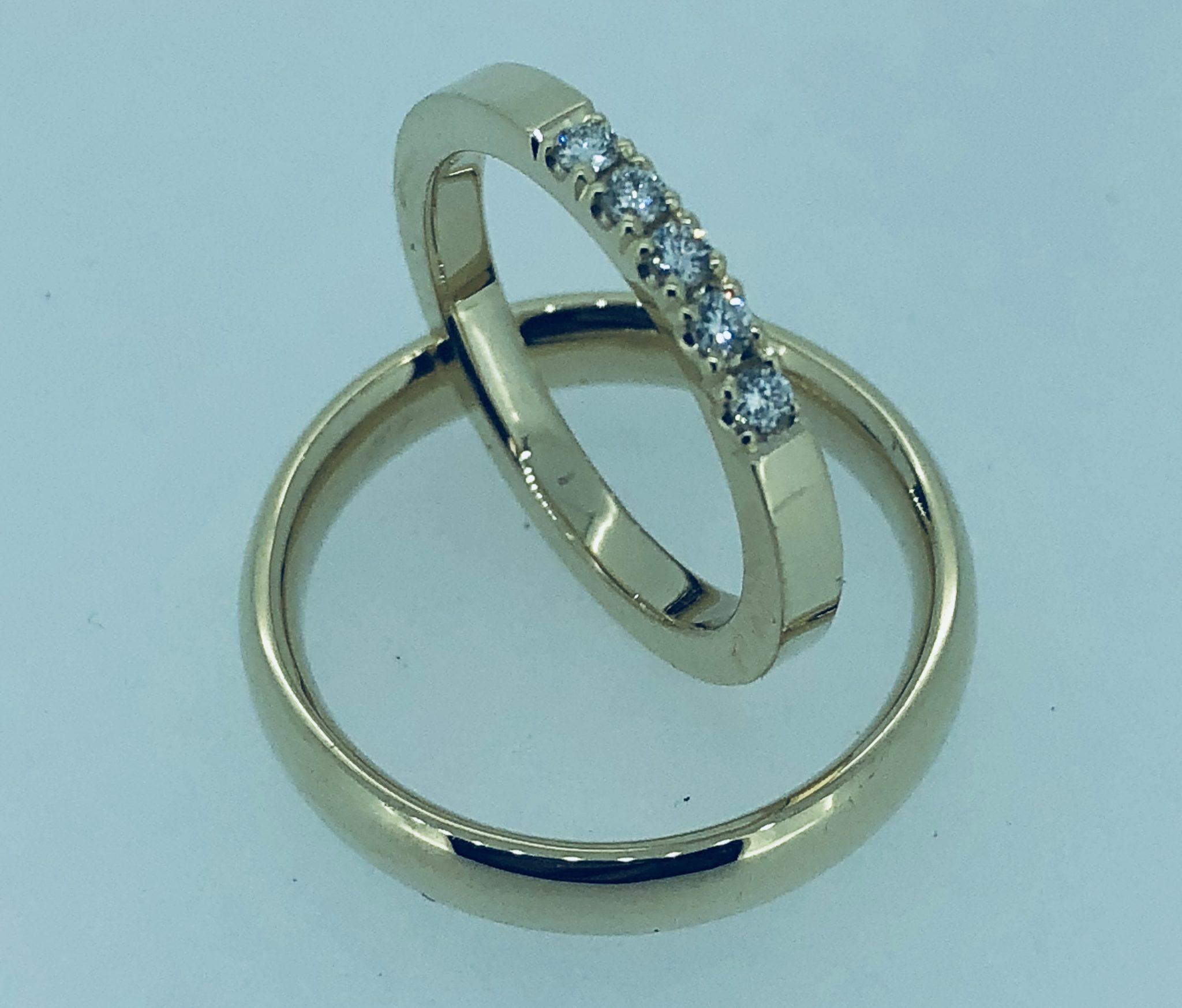 Vestuviniai žiedai dizainas 39