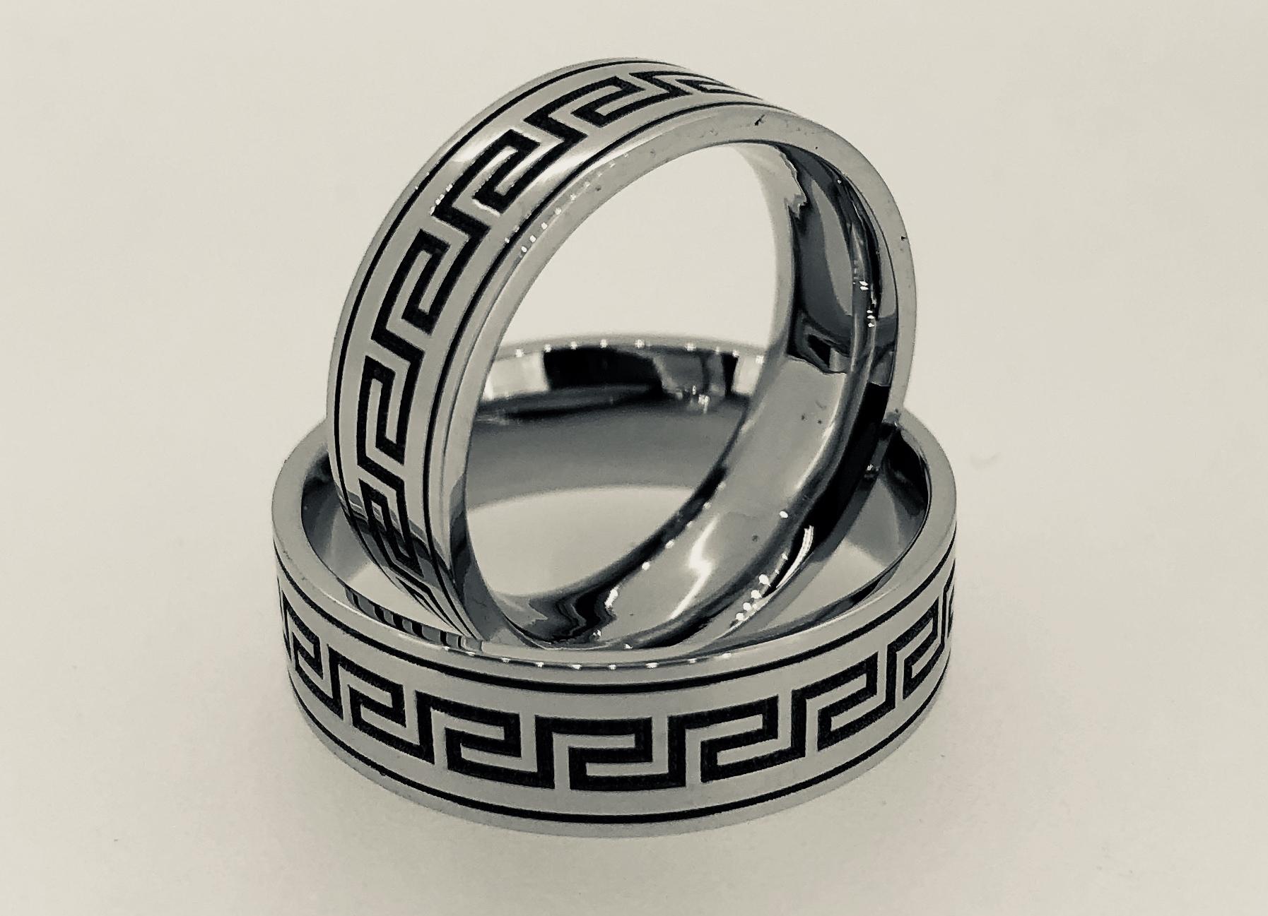 Vestuviniai žiedai dizainas 37