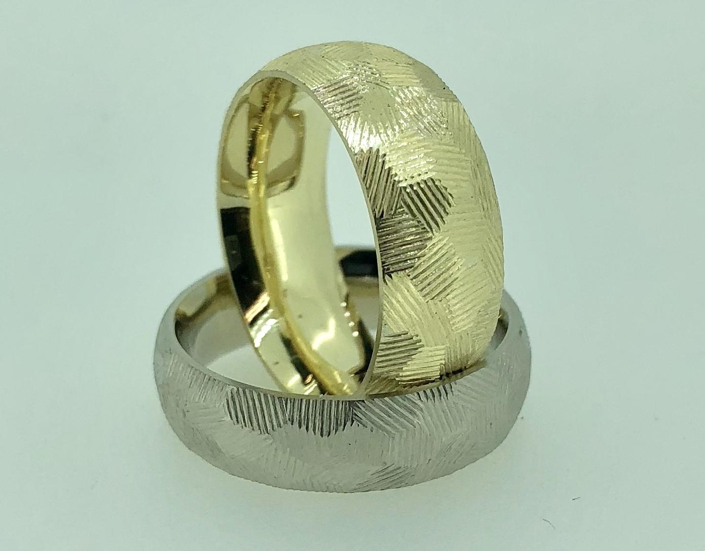 Vestuviniai žiedai dizainas 36