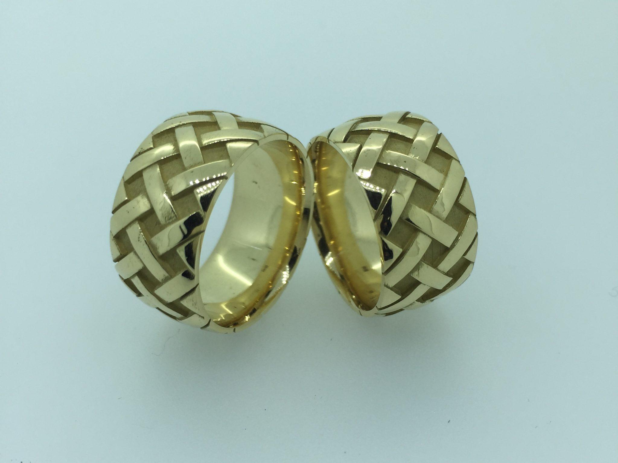 Vestuviniai žiedai dizainas 32