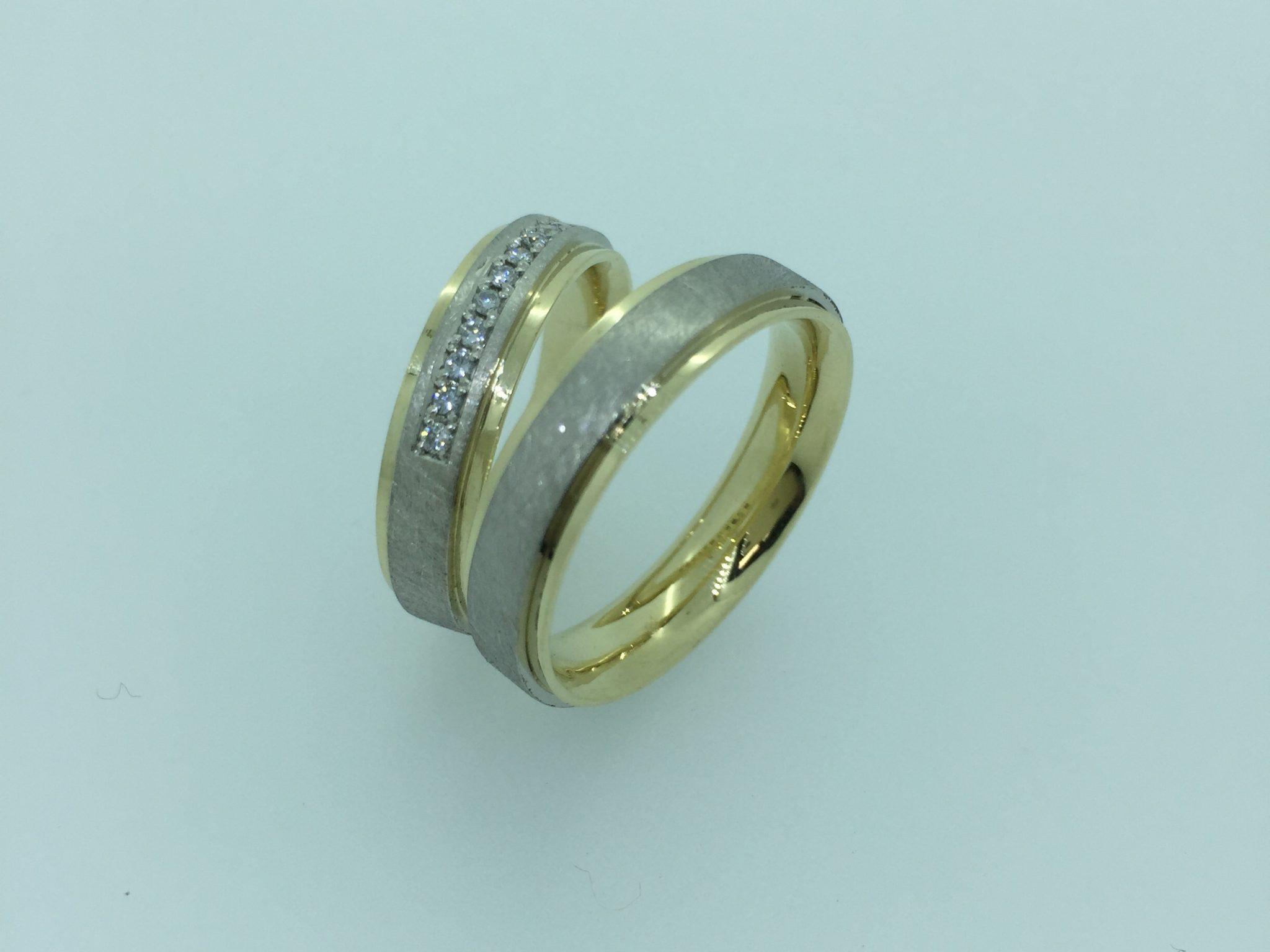 Vestuviniai žiedai dizainas 27